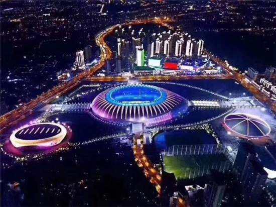 2017年第十三届全运会9月1日赛程