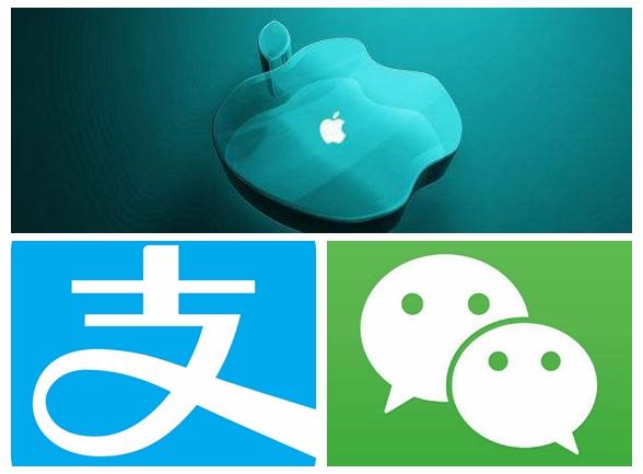 苹果接入支付宝微信支付 软件服务营收价值可观