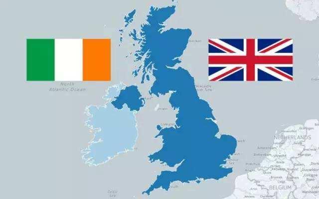 """英国脱欧""""一团乱粥"""" 爱尔兰也嚷着脱欧?"""