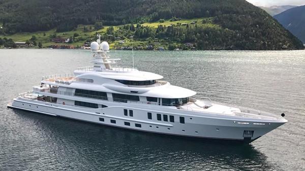 Amels船厂发布全新74米New Secret超级游艇