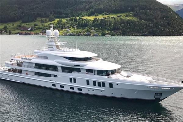 Amels船厂公布74米New Secret超级游艇最新消息