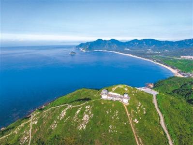深圳大鹏新区积极探索发展新模式 留住世界级珊瑚保育地