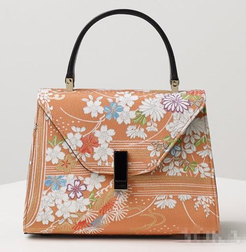 Valextra推出全新高级定制Iside Kimono系列包包