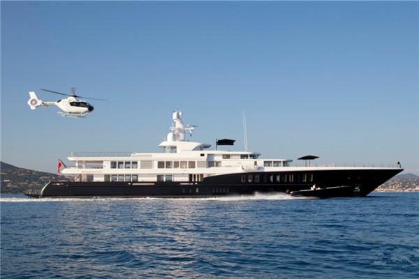 78米Venus游艇重回故乡 Feadship将设立改建和服务部门