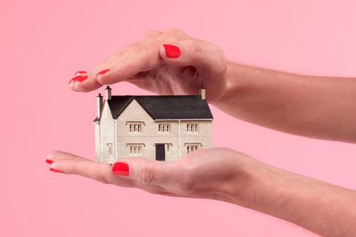 刚贷款买的房子能卖吗