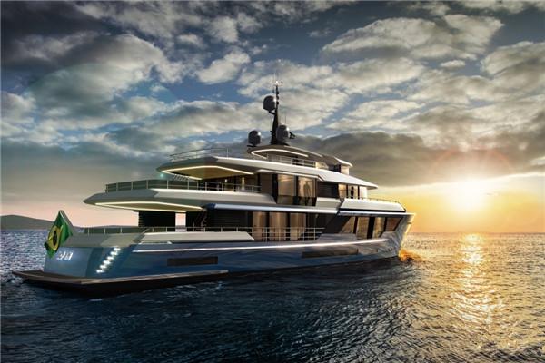 巴西MCP将于11月开启36.5米Seaview游艇项目