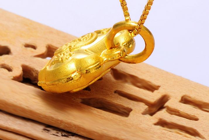 儿童黄金首饰寓意美好该怎么选?
