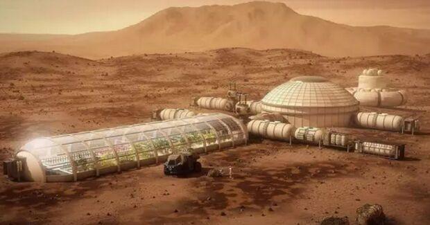 中国首个模拟火星基地 以科学+科幻+自然+生态+文化为理念
