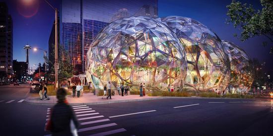 亚马逊将在北美建第二总部 为此投入50亿美元