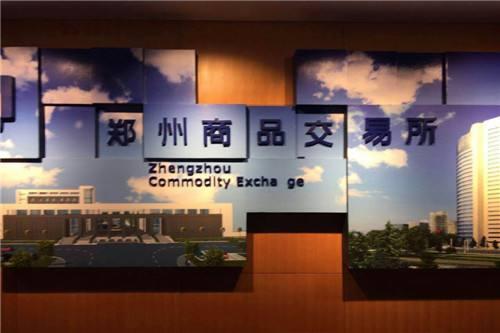 郑州商品交易所的交易品种