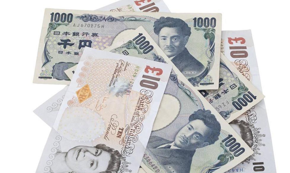 """英镑兑日元""""埋伏""""空头陷阱"""