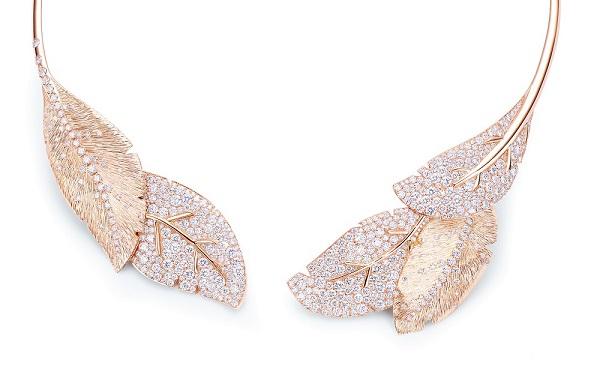 伯爵珠宝Extremely Piaget系列新作:熠熠生辉的钻石棕榈叶