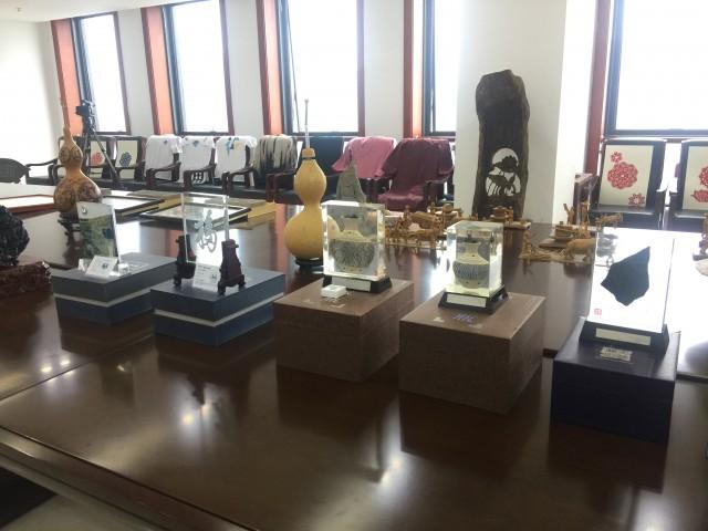 2017中国蓝宝石之都·昌乐文化创意设计大赛评选活动正式举行