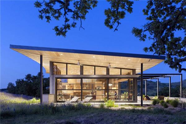 Caterpilla豪宅:与美丽的自然环境形成呼应的住宅