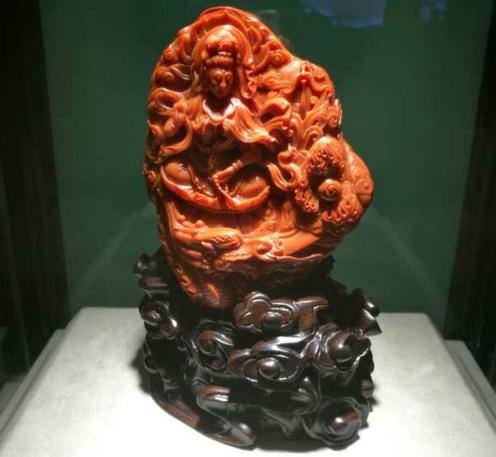 四大国宝玉器核心主创郭石林大师传奇世界经典玉器展在沪开幕