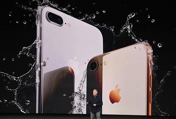 苹果发布iPhone8 iPhone X为史上最贵iPhone
