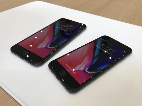 苹果发布iPhone8和iPhone X 带来全新面部识别系统