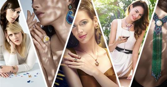 中国珠宝消费转向时尚个性化需求 或成最大彩色宝石消费市场