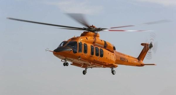 贝尔525:配备先进航电系统的私人直升机