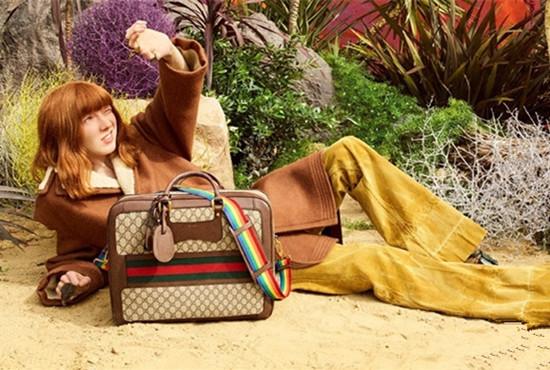 展现自我风格 Gucci推出全新系列包包