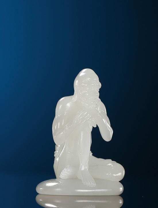 玉雕摆件市场价值值得关注 名家作品成收藏新热点