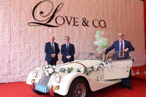 国际时尚钻石珠宝品牌 Love & Co.宣布正式登场中国市场