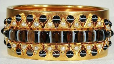 珍贵珠宝代表:玛瑙 兼具装饰与养生作用 跃升王室传家宝