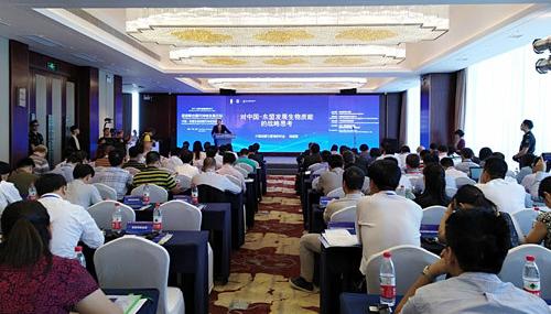 2017中国—东盟生物质能可持续发展论坛在广西南宁举办