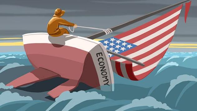 美国经济数据潮来袭 黄金期货价格吓破胆