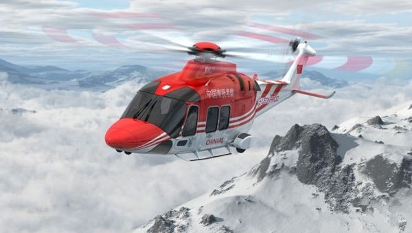 AW169船载私人直升机将为极地科考提供保障
