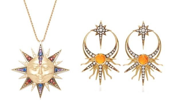 英国珠宝商Venyx珠宝新作:Elementa 宝石元素再现神话图腾