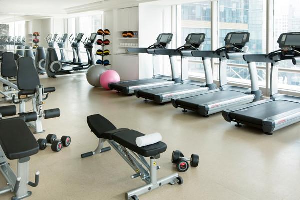 深圳东海朗廷酒店健身中心特别推出运动健身套餐