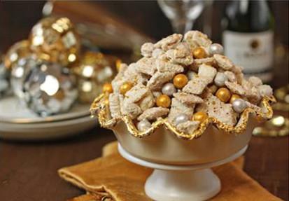 """中世纪食物""""黄金年代""""奇葩菜谱:黄金珍珠宝石统统端上餐桌"""