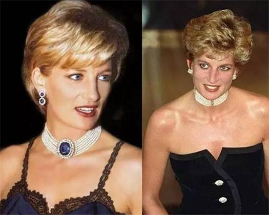 戴安娜钟爱的珍珠Choker潮流卷土重来 红了几百年依旧美翻天