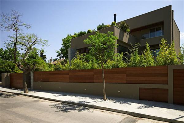 Kifisia豪宅:采用中央系统控制的智能家居系统