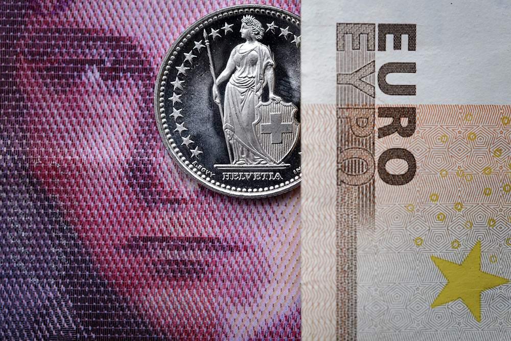欧元兑瑞郎或迎下一波涨势