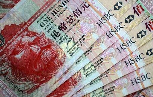 """港元多头""""发威""""?涨幅居亚洲货币之冠"""