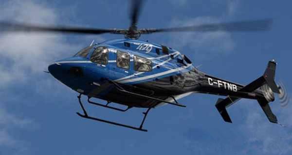 贝尔429:同类私人直升机中性能堪称完美