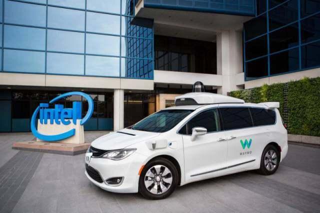 英特尔和谷歌合作探索自动驾驶领域