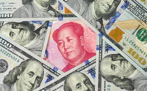 人民币汇率双双回调 境内外价差一度抹平