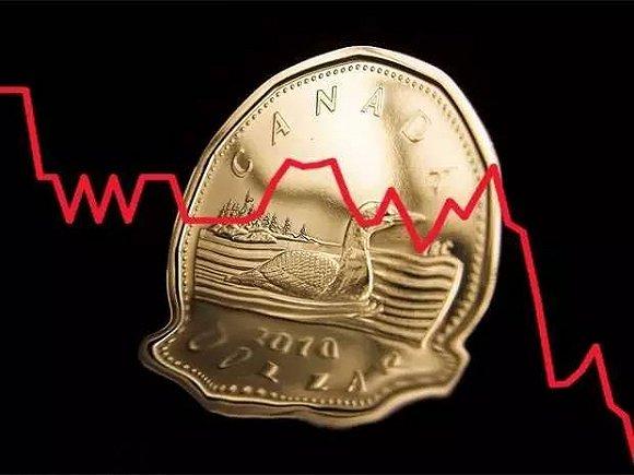 """加拿大央行""""临阵退缩""""?美兑加上涨逾110点"""