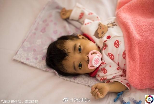 父母抛弃患病女婴:花这么多钱治还不如再生一个