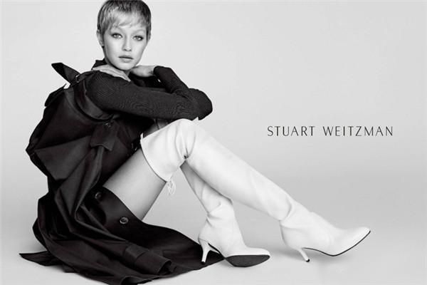 Stuart Weitzman释出2017秋冬系列女鞋广告大片