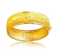 戴旧了的黄金首饰还去金店清洗?