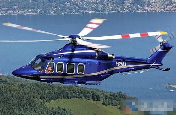 阿古斯特AW139:中型双引擎私人直升机类别中表现最佳
