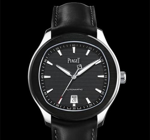 伯爵携手胡歌推出全新PLAGET POLOS黑色限量腕表