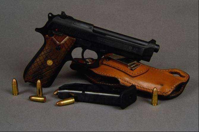 美国轻武器出口限制或放宽 枪支股大涨斯特姆涨近14%