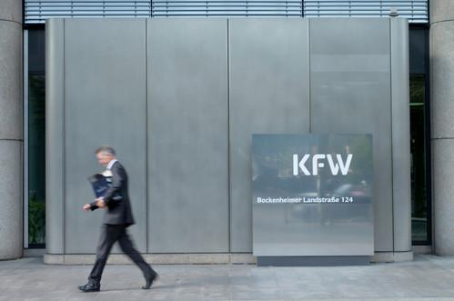 德国复兴信贷银行又转错50亿欧元