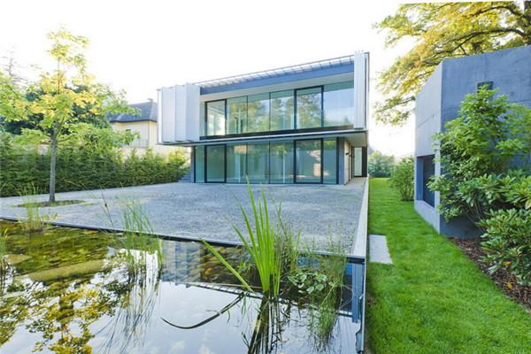 维也纳森林S豪宅:满足住户对于室外空间的需求