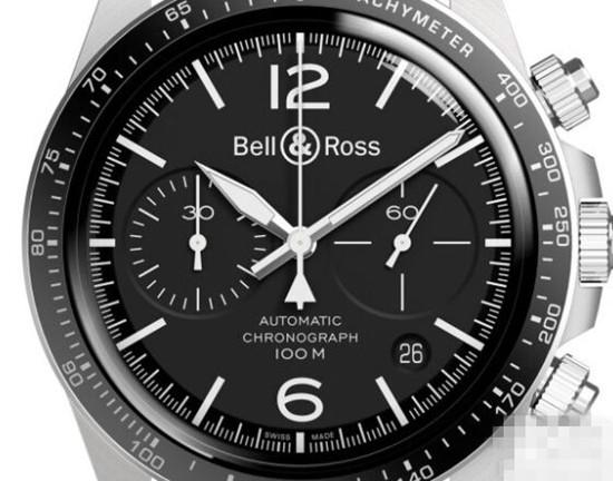 Bell&Ross推出全新第三代Vintage系列复古计时码表